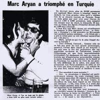 Marc Aryan - Le chanteur de charme
