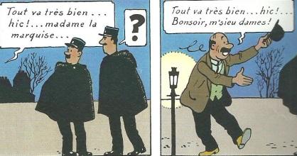 Afbeeldingsresultaat voor tout va très bien madame la marquise paroles