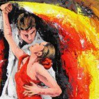 Alleï, alleï, ça te dit un tango belge, une fois?