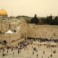 Une réconciliation souhaitée pour les fêtes - Noël à Jérusalem